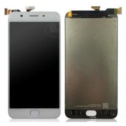 White Oppo F1s Complete Replacement Screen