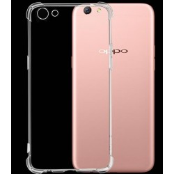Oppo R9s Plus Transparent Silicone Case