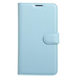 Oppo R9s Plus Blue Wallet Case