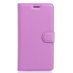 Meizu Pro 6 Plus Purple Wallet Case