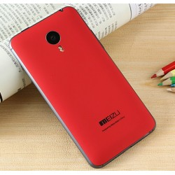 Meizu MX4 Genuine Red Battery Cover