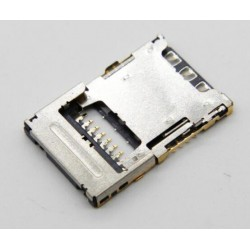 Sim Card Reader For LG K10 Original Replacement