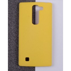 LG K10 Yellow Hard Case