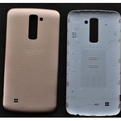 LG K10 Gold Color Battery Cover