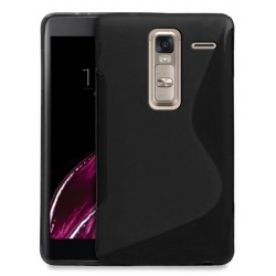 Black Silicone Protective Case LG Class