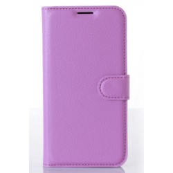 LG G5 Purple Wallet Case