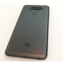 LG V20 Genuine Black Battery Cover
