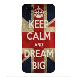 OnePlus 5 Keep Calm And Dream Big Cover