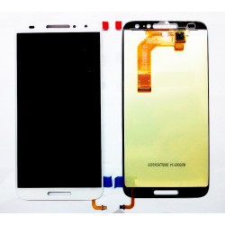 White Alcatel A3 Complete Replacement Screen