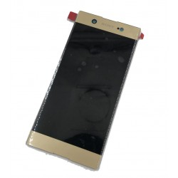 Sony Xperia XA1 Ultra Complete Replacement Screen Gold Color
