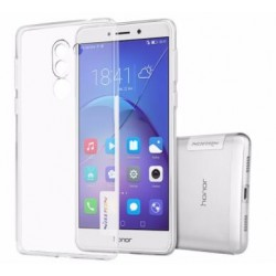 Coque De Protection En Silicone Transparent Pour Huawei GR5