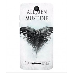 Protection All Men Must Die Pour Wiko Harry