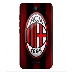 Wiko Harry AC Milan Cover