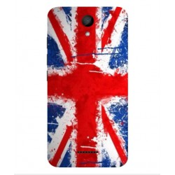 Coque UK Brush Pour Wiko Harry