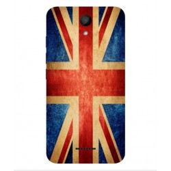 Wiko Harry Vintage UK Case