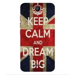 Wiko Harry Keep Calm And Dream Big Cover