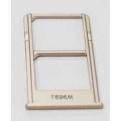 Silver SIM Card Tray Slot Holder For Xiaomi Mi 5s