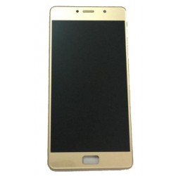 Lenovo P2 Complete Replacement Screen Gold Color
