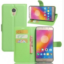 Lenovo P2 Green Wallet Case