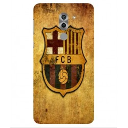 Coque FC Barcelone Pour Huawei Honor 6X Pro
