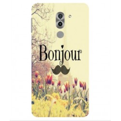 Coque Hello Paris Pour Huawei Honor 6X Pro