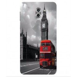 Protection London Style Pour Huawei Honor 6X Pro