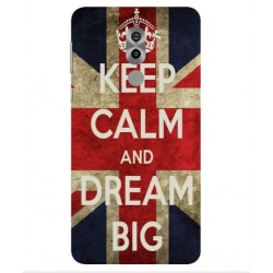 Coque Keep Calm And Dream Big Pour Huawei Honor 6X Pro