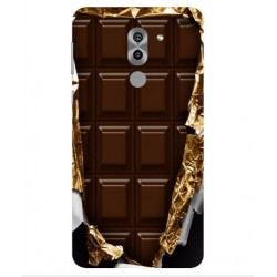 Coque I Love Chocolate Pour Huawei Honor 6X Pro
