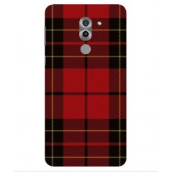 Coque Broderie Suédoise Pour Huawei Honor 6X Pro
