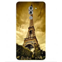 Coque Protection Tour Eiffel Pour Huawei Honor 6X Pro