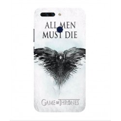 Huawei Honor V9 All Men Must Die Cover