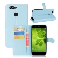 Huawei Nova 2 Blue Wallet Case