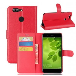 Huawei Nova 2 Red Wallet Case