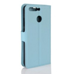 Huawei Honor V9 Blue Wallet Case
