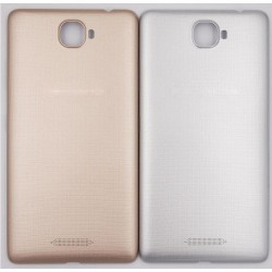 Lenovo S856 Silver Battery Cover