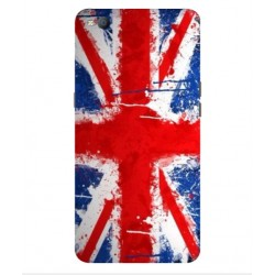 Coque UK Brush Pour ZTE Nubia N2