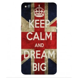 Coque Keep Calm And Dream Big Pour ZTE Nubia N2