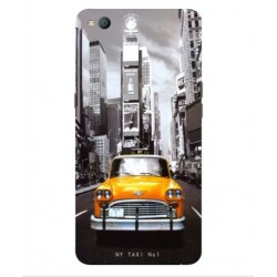 Coque New York Taxi Pour ZTE Nubia N2