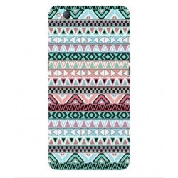 Coque Broderie Mexicaine Pour ZTE Nubia N2
