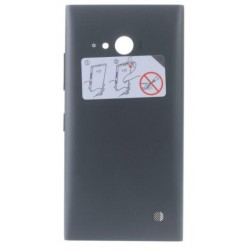 Nokia Lumia 730 Genuine Black Battery Cover