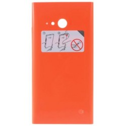 Cache Batterie Orange Pour Nokia Lumia 730