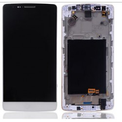 White LG G3 Mini Complete Replacement Screen