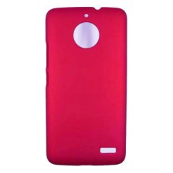 Motorola Moto E4 Red Hard Case