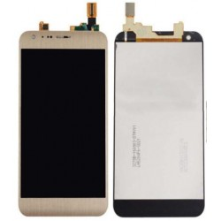 LG X Cam Complete Replacement Screen Gold Color
