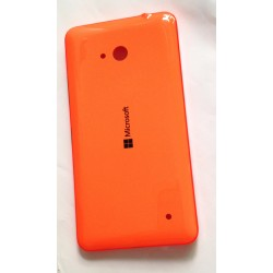 Microsoft Lumia 640 LTE Genuine Orange Battery Cover