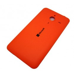 Microsoft Lumia 640 XL LTE Genuine Orange Battery Cover