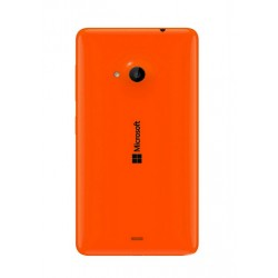 Microsoft Lumia 540 Genuine Orange Battery Cover