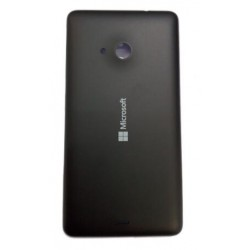 Microsoft Lumia 535 Genuine Black Battery Cover