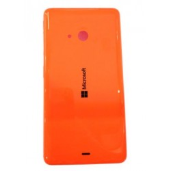 Microsoft Lumia 535 Genuine Orange Battery Cover