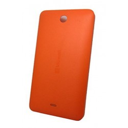 Microsoft Lumia 430 Dual SIM Genuine Red Battery Cover